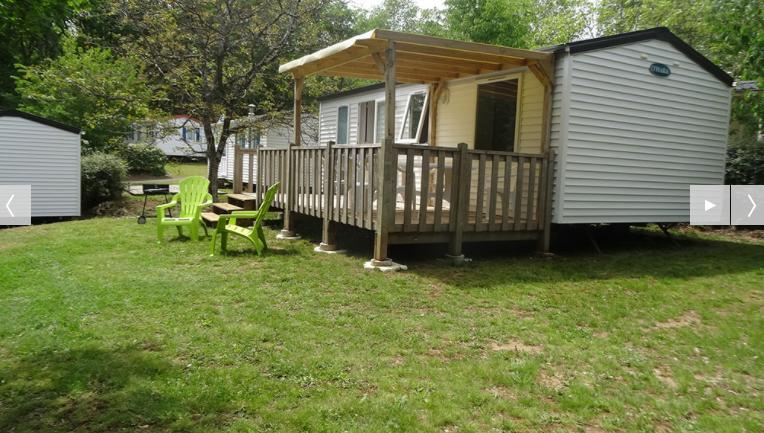réservez un bungalow dans le Lot